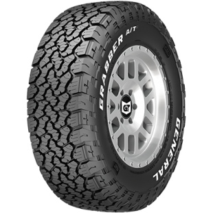 Terrain Radial Tire-LT275//65R20 126S General GRABBER A//TX All