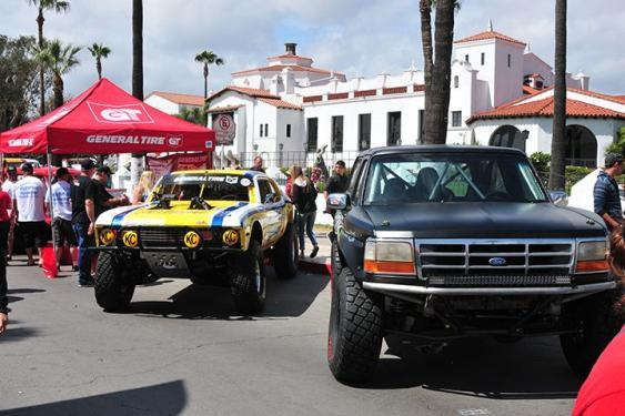 General Tire at the NORRA Mexican 1000