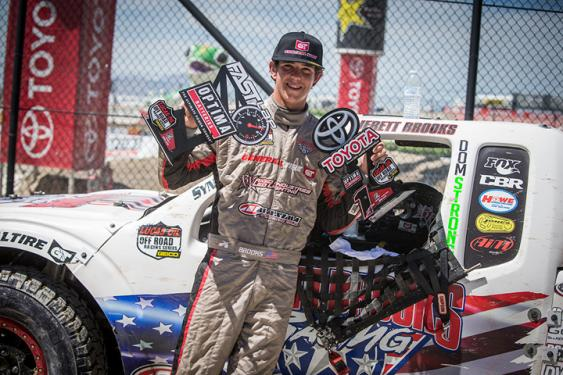 He's not even of legal drinking age yet and Jerett Brooks is already racking up win after win. Brooks has a long racing career ahead of him and we're looking forward to seeing what else he can do!