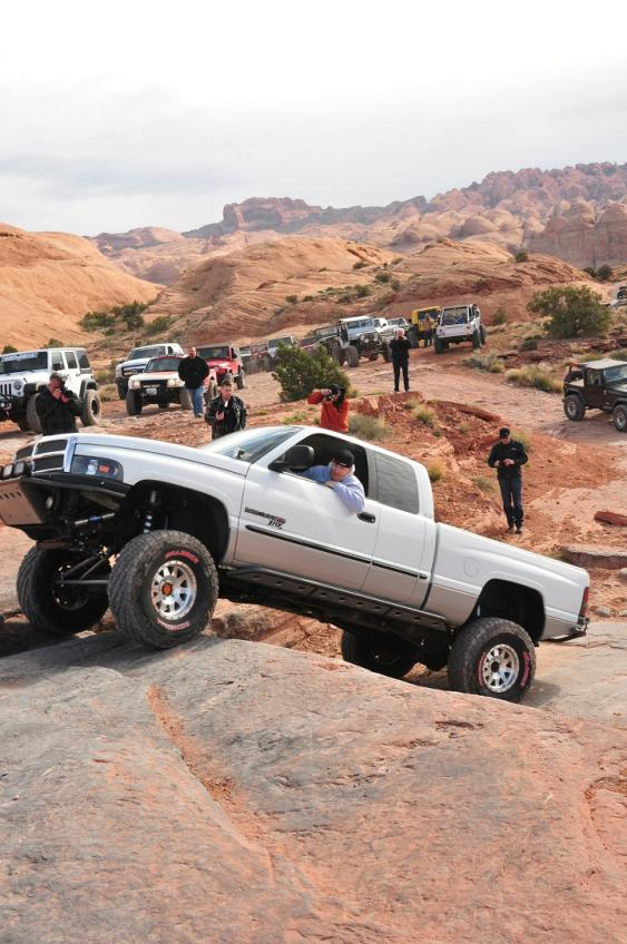 Dave Hellman Of Xtreme 4x4 Tours Didnu0027t Mind Putting His Buggy At Extreme  Angles. Driving A Tour Buggy Based On A Suburban Every Day Gives Excellent  ...
