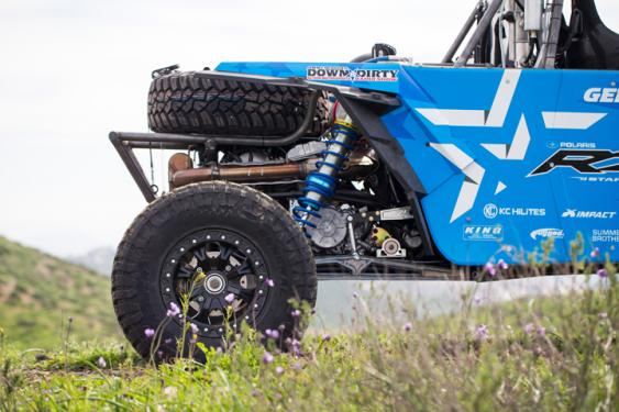 Champion racer Tanner Foust to drive Mint 400 in Polaris RZR